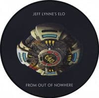 JEFF LYNNE'S ELO (ELECTRIC LIGHT ORCHESTRA) From Out Of Nowhere Vinyl LP Columbia 2019 Picture Disc